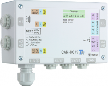 CAN-Erweiterungsmodul CAN-I/O45